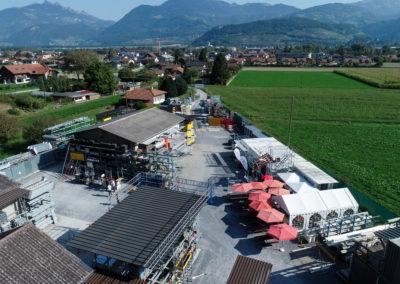 Bureau - accueil Erbatec - matériel de construction